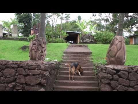 Tauraa Hotel Tour in Hanga Roa, Easter Island