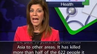 Anh ngữ đặc biệt: China -- Bird Flu (VOA)