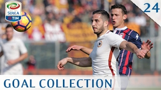 GOAL COLLECTION - Giornata 24 - Serie A TIM 2016/17