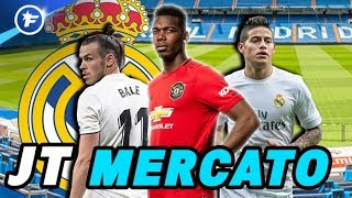 Les derniers plans du Real Madrid | Journal du Mercato