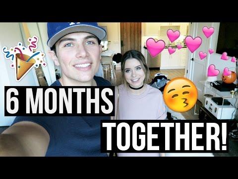 6 Months Together!