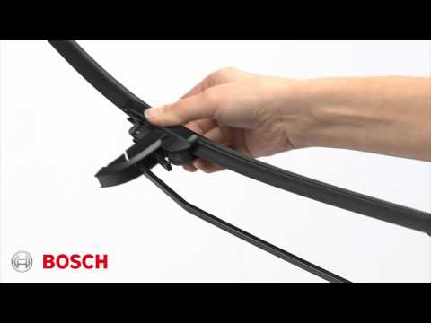 Bosch Wiper Blades - Hook Installation Video II-1-002