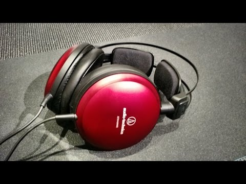 Z Review - Audio-Technica ATH-A1000Z (Red Sexy's Part II)