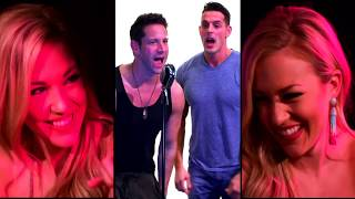 98 Degrees Superstar Jeff Timmons and Big Brother Legend Mr. PEC-Tacular perform The Girl Is WIth Me