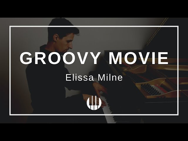 Groovy Movie by Elissa Milne