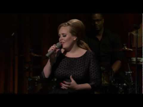 Adele - One and Only (Live iTunes Festival 2011)