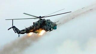 Советские/Российские ударные вертолеты • Soviet/Russian attack helicopters