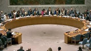 UN Security Council Meets to Discuss Korean Peninsula Issue