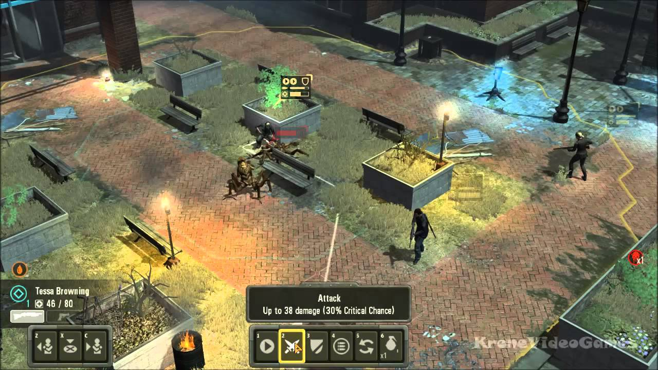 Falling Skies The Game Gameplay Pc Hd Youtube