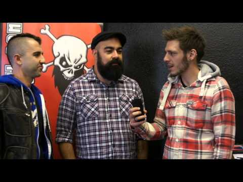 Finch Interview Slam Dunk 2015