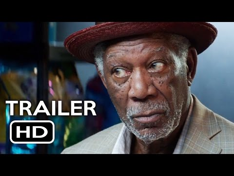 Going In Style Official Trailer #1 (2017) Morgan Freeman, Christopher Lloyd Comedy Movie HD