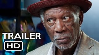 Going in Style Official Trailer 1 2017 Morgan Freeman Christopher Lloyd Comedy Movie HD