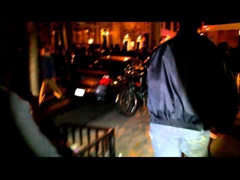 OWS j29 protester getting arrest.MOV