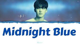 Download B.I (Kim Hanbin) - Midnight Blue (깊은 밤의 위로) Lyrics [HAN / ROM /ENGLISH - Color coded]