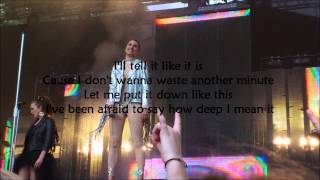 """Medina - """"Happy"""" (Lyrics)"""