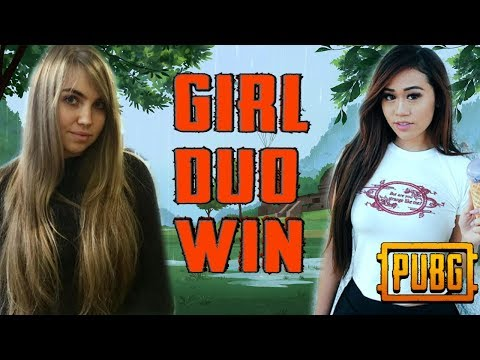 DANUCD And MISSSJOOLIE - GIRL DUO WINS [PUBG] | Danucd