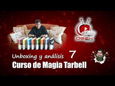 curso-de-magia-tarbell-(todos-los-libros)- -uboxing-y-análisis- -dg2k-magic