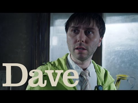 Zapped S1E1 | James Buckley is Brian Weaver who is transported To Munty | Dave