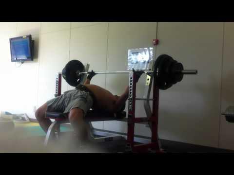 bench press 100kg ベンチプレス