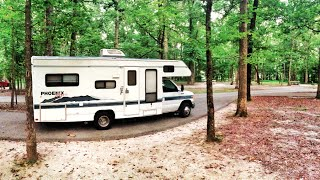FULL TIME RV MOTORHOME LIFE THROUGH WEST VIRGINIA