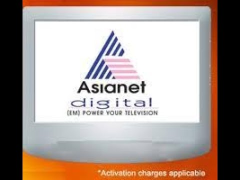 Asianet Digital Cable..  Individual Channel(ala-carte) Selection 2020