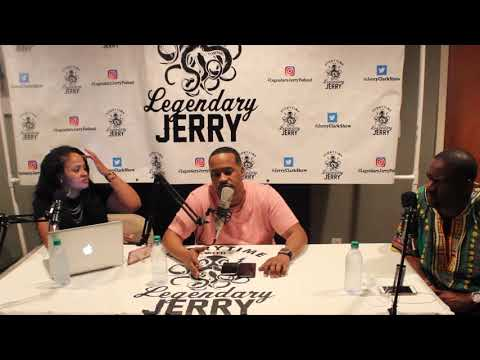 Former VP of A&R at Epic Records Ray Daniels- StoryTime with Legendary Jerry