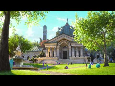 Monsters University Official Viral Video - Welcome to Monsters University (2013) [HD]