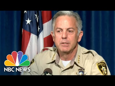 Las Vegas Police: We Don't Know Why Shooter Committed This Act | NBC News