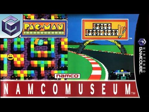Longplay Of Namco Museum