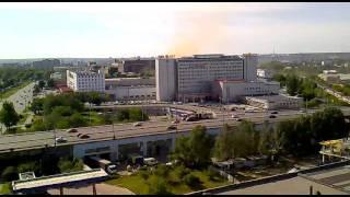 """Выбросы с завода """"Мивина"""""""