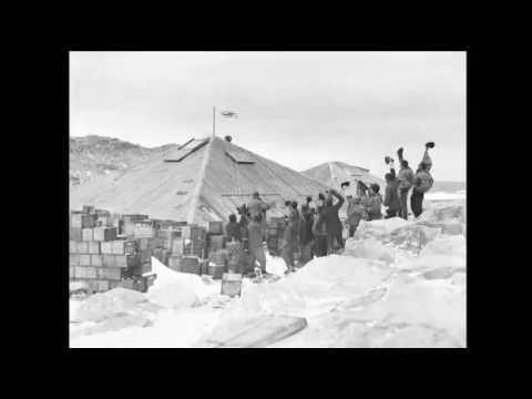 Australasian Antarctic Expedition - Sir Douglas Mawson