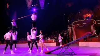 International Circus Festival - Springboard act Thumbnail