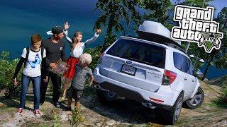 FAMILIENAUSFLUG! 🤗 - GTA 5 Real Life Mod