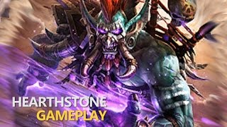 Hearthstone: 'Vol'Jin' Priest (Gameplay)
