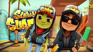 SUBWAY SURFERS GAMEPLAY FULLSCREEN - VENICE BEACH - JAKE+ZOMBIE JAKE AND 70 MYSTERY BOXES OPENING