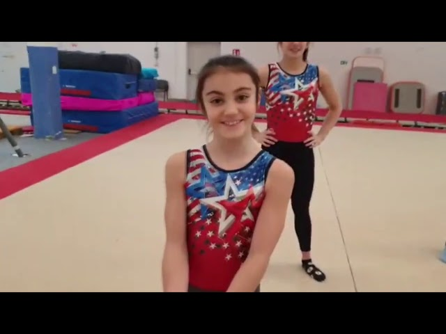 I NUOVI BODY USA!! ginnastica artistica CSB