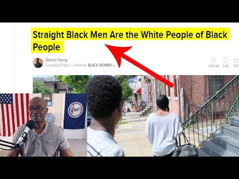 "Black Website ""The Root"" Hates Straight Black Men.  Black Conservative Reacts."