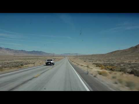 Reno, NV to Delta, UT via US 50