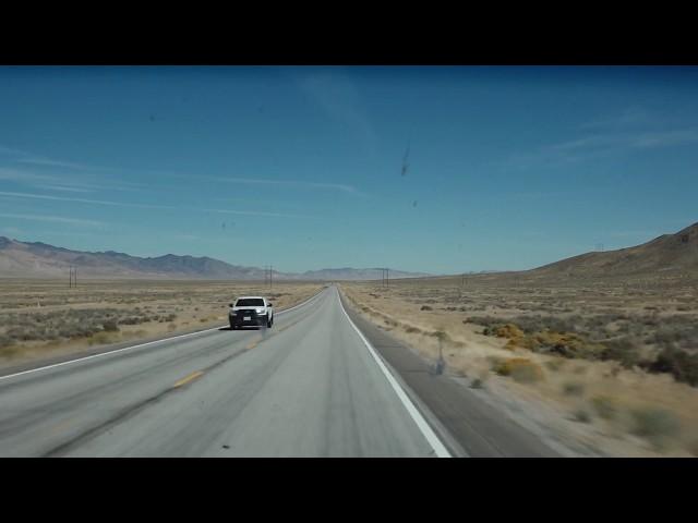 Driving from Reno, NV to Delta, UT via US50