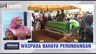 Komisioner KPAI: Siswi SMP Bunuh Diri di Sekolah, Orang Tuanya Bercerai - iNews Prime 22/01