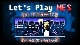 Let S Play NES Ultimate Stuntman