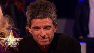 Noel Gallagher Says Brother Liam is Obsessed with Him | The Graham Norton Show