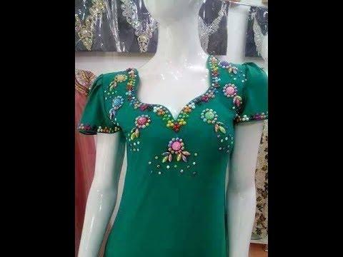 f1b462a6384 Robes maison crochet - YouTube