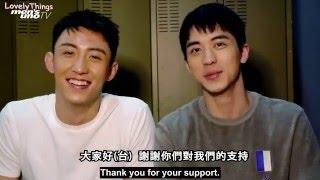 [Eng Sub] 160325 Men's Uno Taiwan Edition 风度杂志台湾版专访 Short interview