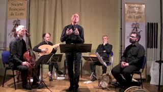 Pino De Vittorio, Bor Zuljan, La Lyra : Gorzanis, La barca del mio amore