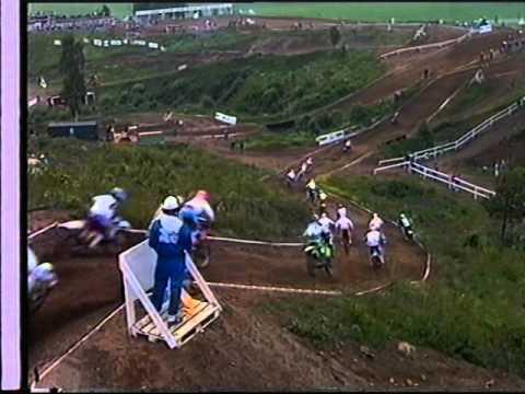 500 GP Motocross 1989 Drättinge Sweden