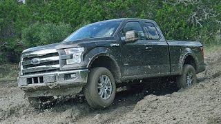 Ford F-150 (2014) - Erṡter Fahrbericht