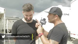 Lighting Round Interview with Dj Dyro On Love This City TV