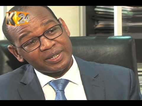 Captains of the Industry:KCB CEO Joshua Oigara