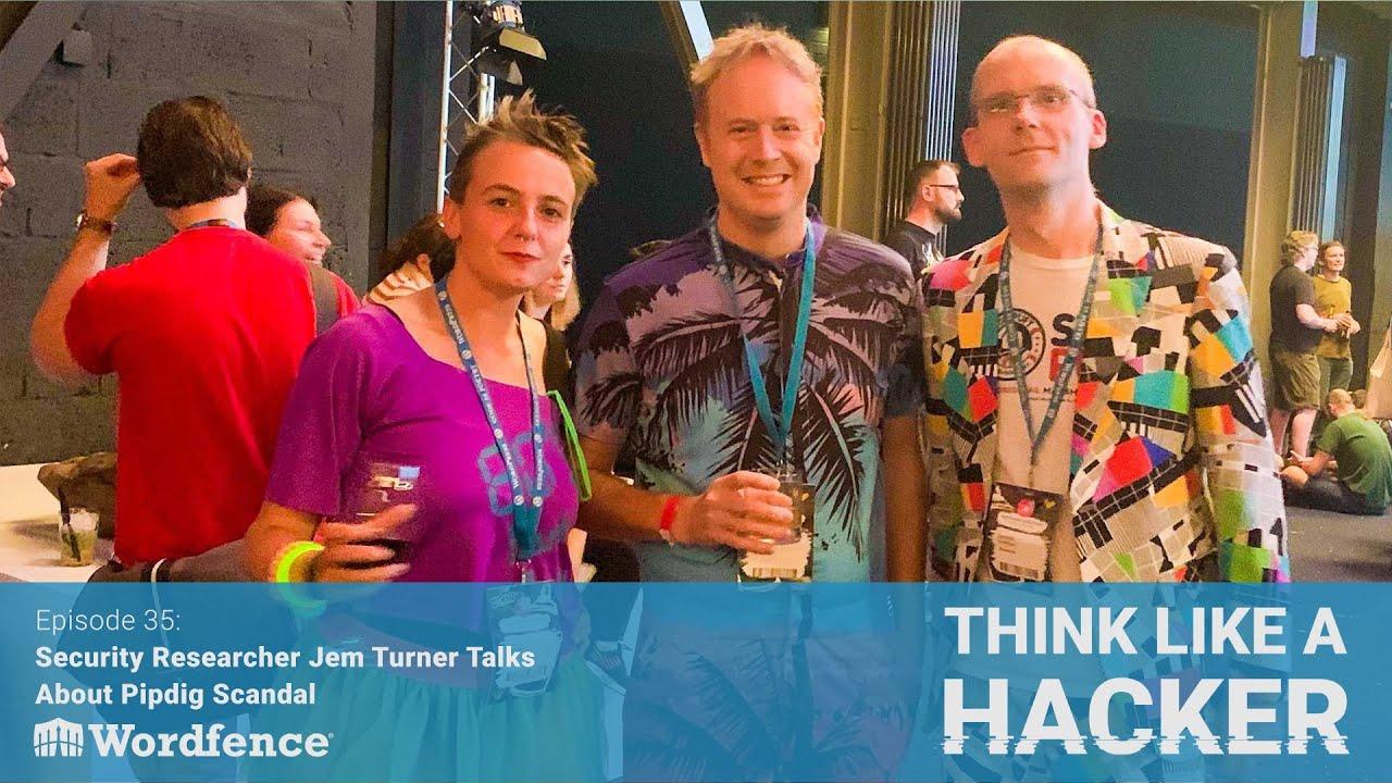 Podcast Episode 35: Security Researcher Jem Turner Talks About